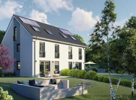 Junge Familie sucht einen Baupartner für ein Doppelhaus in Riemerling