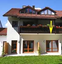 Großzügige 2-Zimmer-Erdgeschosswohnung mit 2 Terrassen