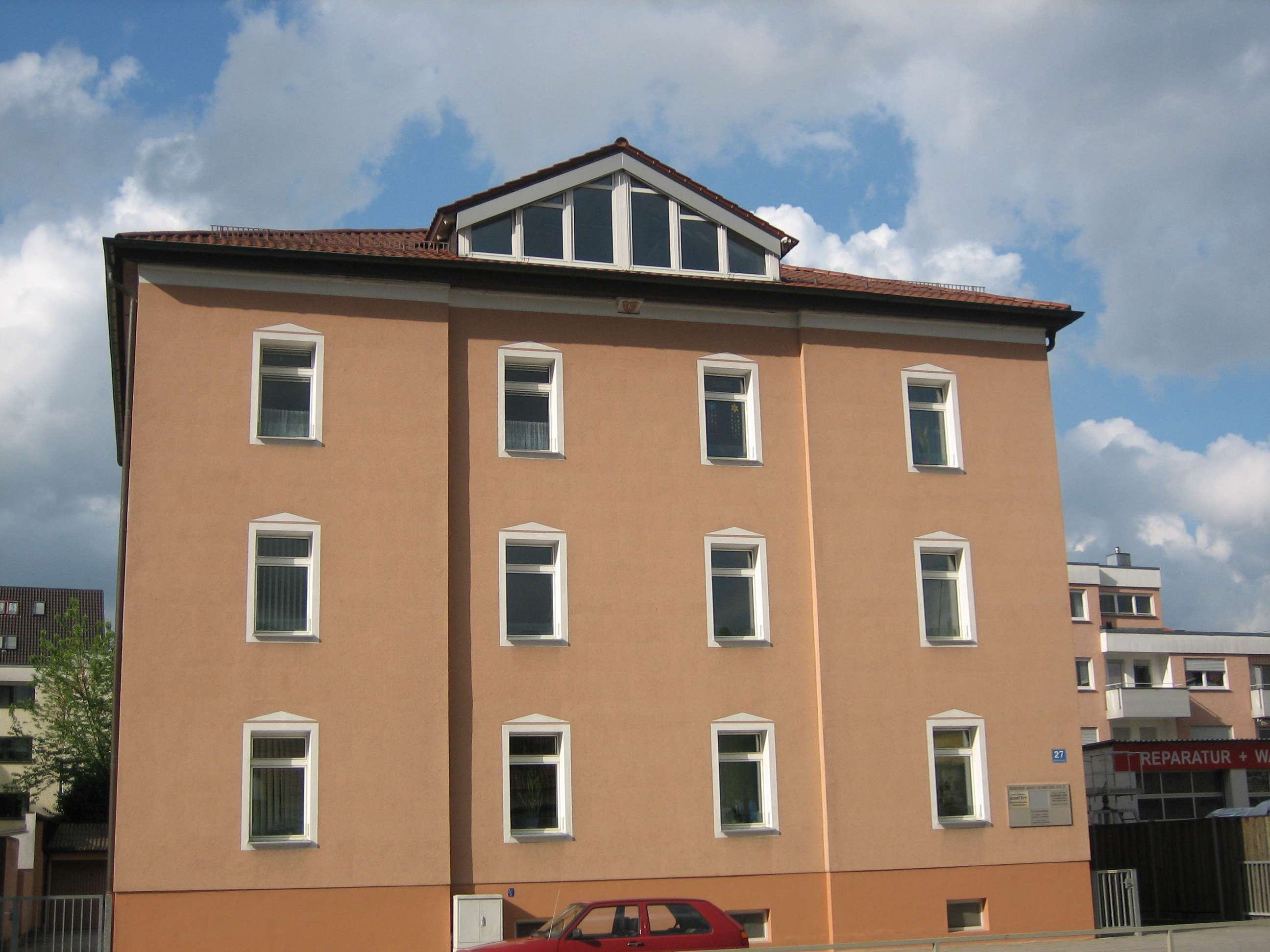 3 Zimmer-Küche-Bad/WC im inneren Osten in Ostenviertel (Regensburg)