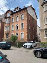 Erstbezug nach Sanierung exklusive 3-Zimmer-DG-Wohnung