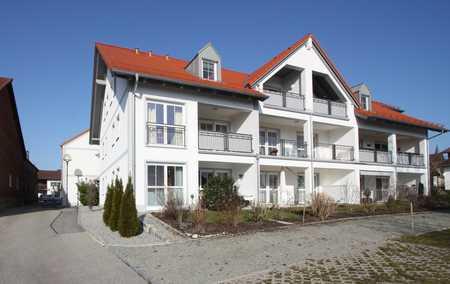 Neuwertige 2-Raum-Wohnung mit Terrasse in Bad Füssing / Würding in Bad Füssing