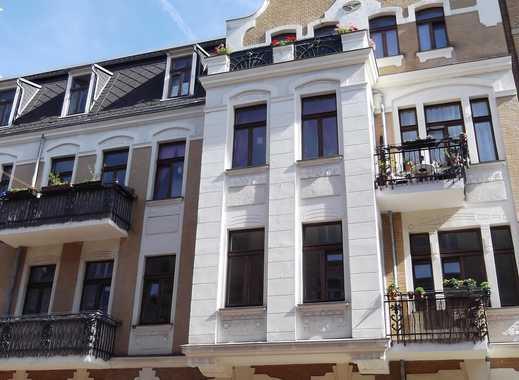 Helle, optimal geschnittene 3-Raumwohnung mit großem ruhigem Innenhof sucht Nachmieter