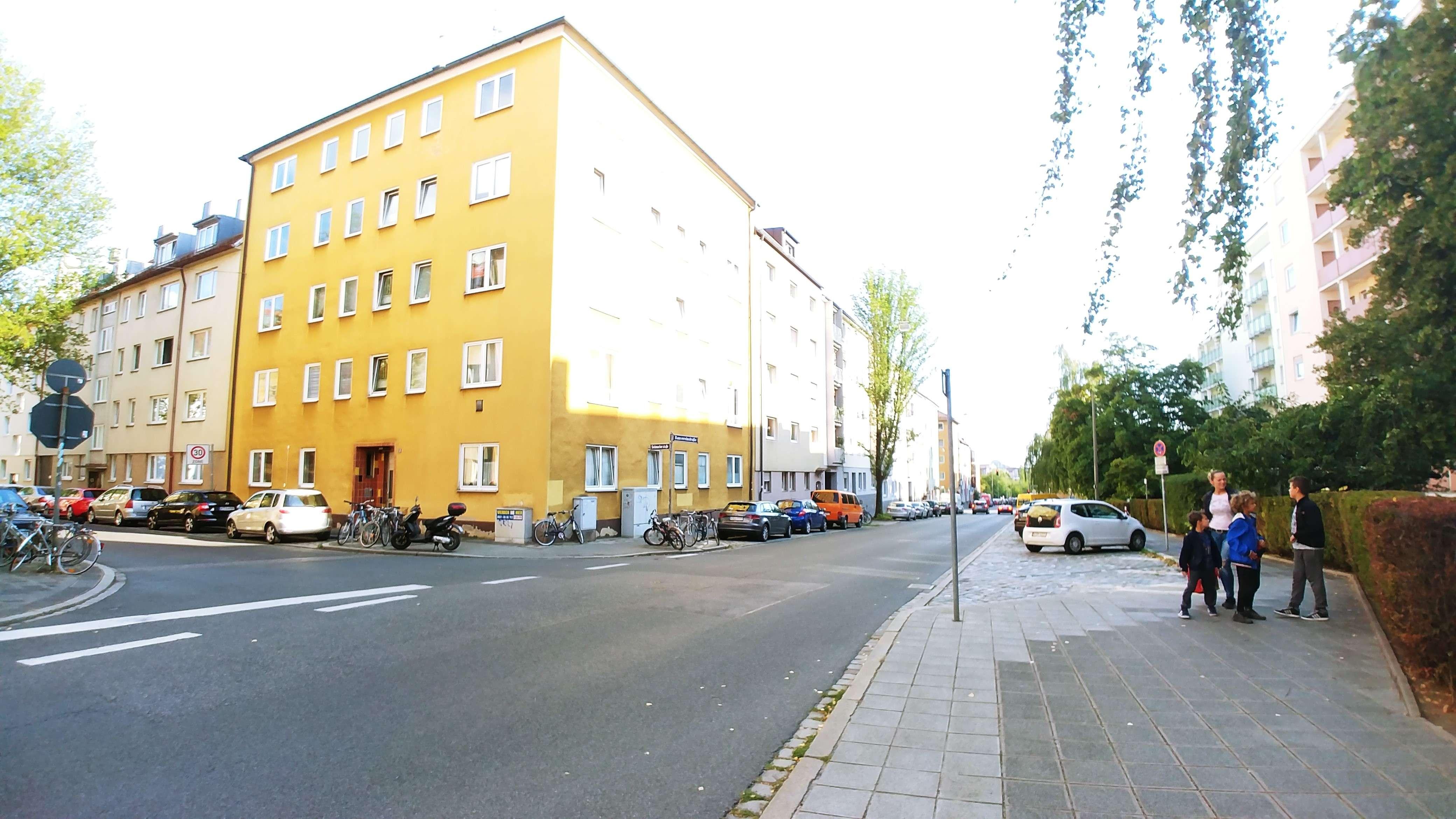 Gut geschnittene 3-Zimmerwohnung in Wöhrd in Veilhof (Nürnberg)