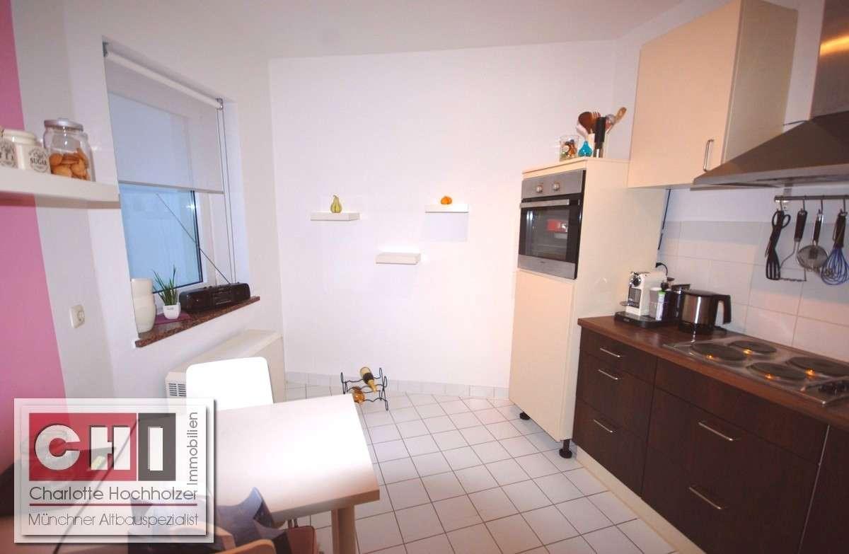 München Zentrum / Glockenbachviertel - klassische 2-Zimmer-AB-Wohnung in Ludwigsvorstadt-Isarvorstadt (München)