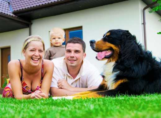Einfamilien-/ Mehrgenerationenhaus mit Einliegerwohnung - Neubaustandard