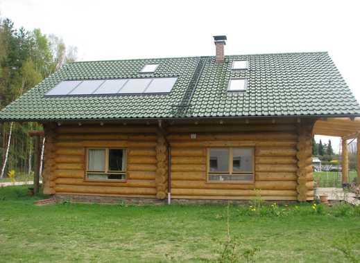 WG-Zimmer in der idyllischen Schorfheide zu vermieten (Naturstammhaus)