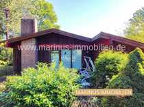 REDUZIERT - Wochenendhaus auf großem Grundstück