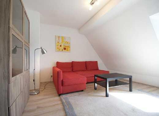 Moderne Wohnung Nähe Uni Essen und City, mit gutem Preis-Leistungs-Verhältnis und Straßenbahnanbi...