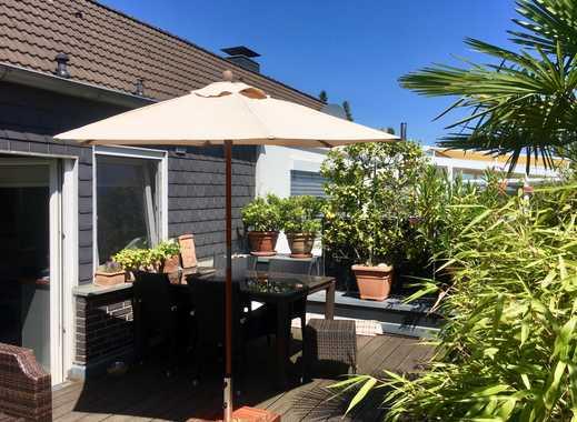 Sonnige 4 Zimmer Wohnung mit gr. Sonnenterrasse und zwei Bädern