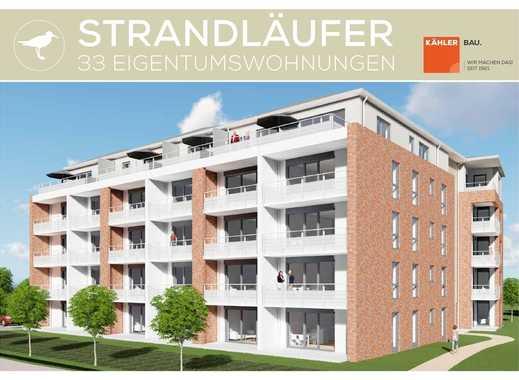 STRANDLÄUFER BÜSUM - 33 Neubauwohnungen in bester Lage