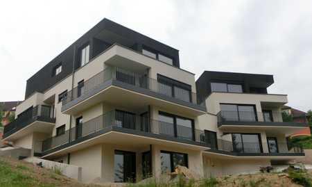 Exklusive 2 Zimmer Wohnung über den Dächern Passaus / Innstadt in puristischem Neubau in Innstadt (Passau)