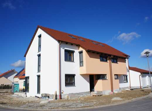 ... Erstbezug in ca. 196m² Neubau-DHH mit moderner Linie in ruhiger Lage - Mühldorf-Nord ...