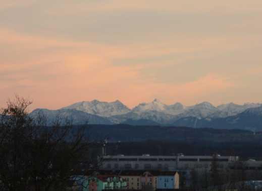 2ZKB, Süden, Bergblick, Balkon (überdacht), ruhig