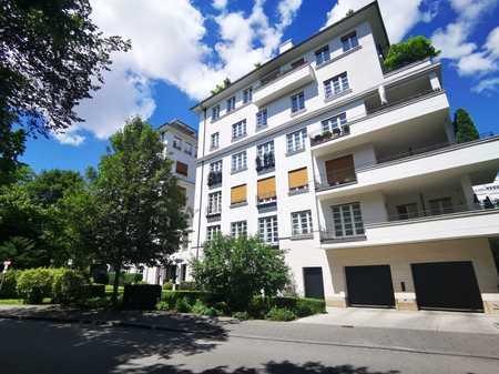 Exklusives, voll-möbliertes Appartment in den Münchner Lenbach Gärten in Maxvorstadt (München)