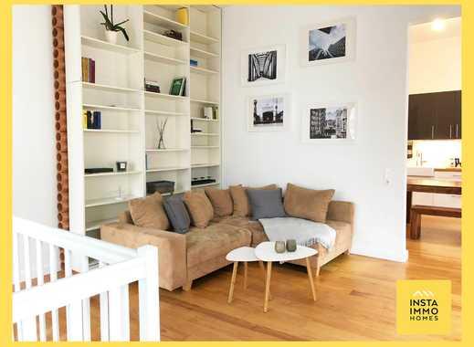 Voll möblierte stilvolle Maisonettewohnung in Altona-Altstadt (Nebenkosten inklusive)