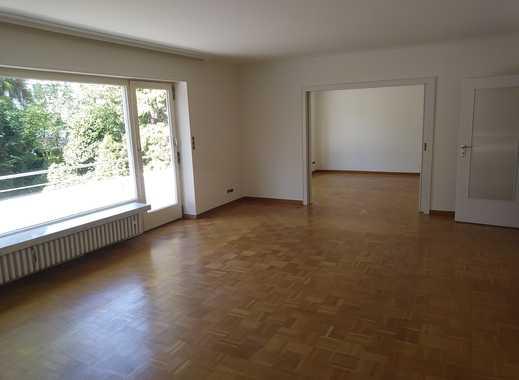 Nähe Bunter Garten, hochwertige 4 Zi Wohnung in ruhiger Lage, Parkett, 2 Balkone