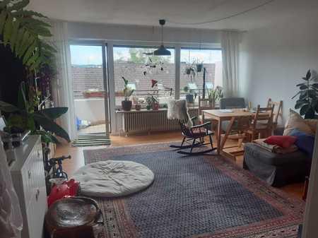 Zwei-Zimmer-Wohnung in Freising mit schönem Ausblick in Freising