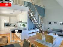Bild modernes Wohnen auf ca. 106 m² - Galeriewohnung im gefragten Süden Berlins