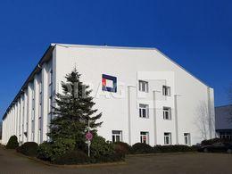 Gebäude A1 Frontansicht
