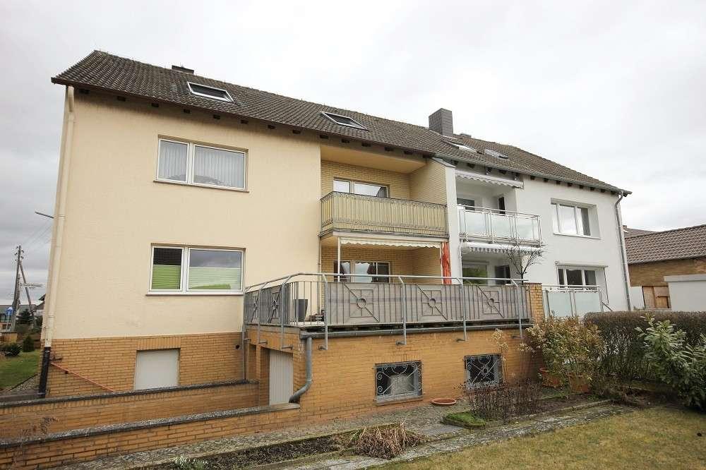 Modernisierte Dachgeschosswohnung in Dibbesdorf