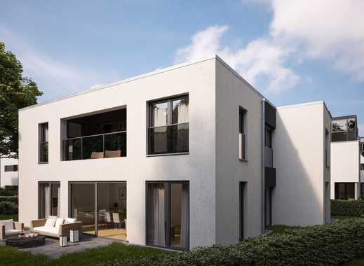 Moderne Stadtvilla im exklusiven Villenpark - Baubeginn erfolgt!