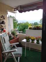 Gepflegte 2-Raum-Wohnung mit Balkon in
