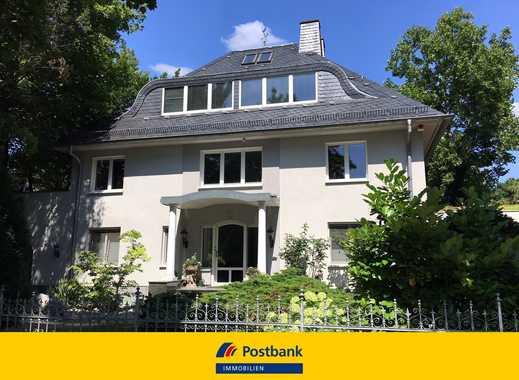 Außergewöhnliche & großzügige Unternehmervilla in Toplage des Lankwitzer Komponistenviertel !