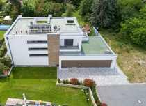 Luxus-Villa Nürnberg-Nord in Alleinlage Blick