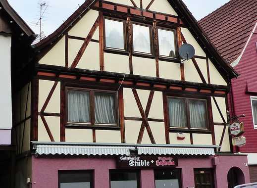 Gaststätte mit zwei Wohnungen in Calmbach-Bad Wildbad