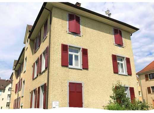 Stilvolle, sanierte 3,5-Zimmer-Wohnung mit Einbauküche in Lörrach