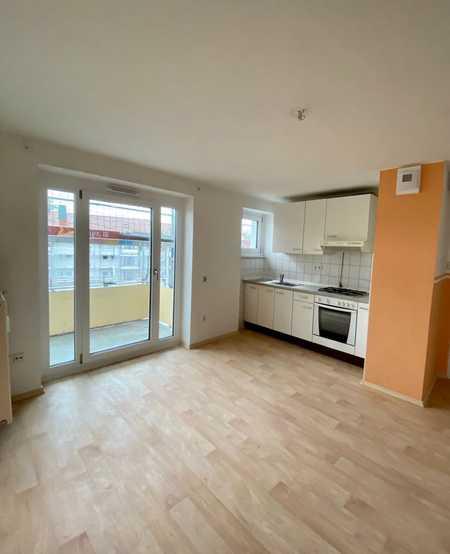 Schöne 1,5 Zimmer Wohnung mit Wohnküche und Loggia in Nordwest