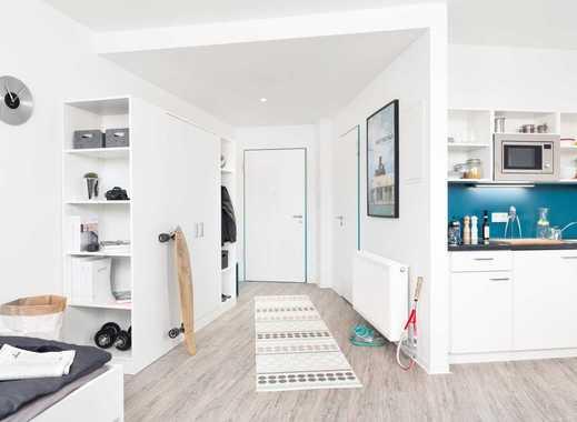 Ab Januar 2020! Auch für 2 Personen. Möbliertes 1 Zimmer Apartment in Uninähe  - H2F