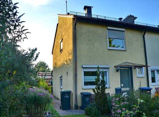 Reiheneckhaus mit großem Garten, 4,5 Zimmern in Sindelfingen, Stadtrandlage
