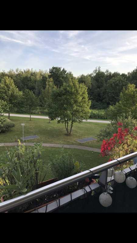 Toplage  in Großhadern ! Sonnig-ruhige 2-Zi.- Wohnung mit EBK , Balkon , Aufzug in Hadern (München)
