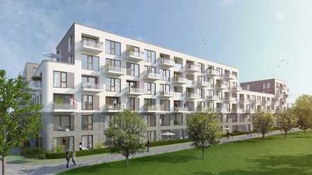 ERSTBEZUG-Gehobene 2 Zimmer EG Whg. - 2 Terrassen, ein großer Garten - großes Bad im PANDION PENTA in Obermenzing (München)