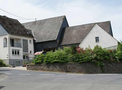 Schöner Hunsrücker Bauernhof (2-Generationen-Anwesen) ideal für Tierhaltung, oberhalb von St. Goar