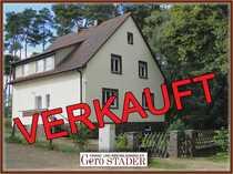 Freistehendes 2-Familienhaus in Wandlitz mit Ausbaumöglichkeiten
