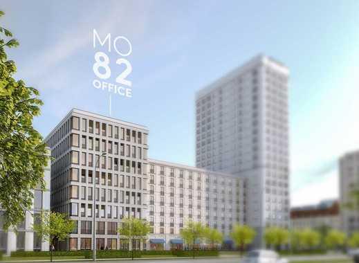 Münchens neue Firmenadresse direkt an der U-Bahn Oberwiesenfeld ***PROVISIONSFREI***