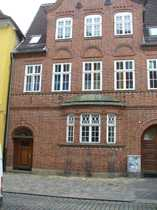 ruhige 2-Zimmer-Wohnung in der Altstadt