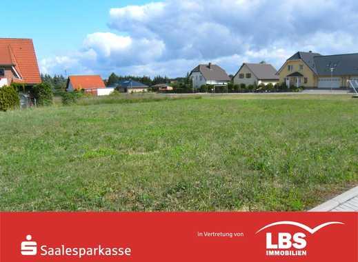 """Grundstück im Baugebiet """" Am kleinen Feld"""""""