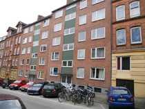 Renovierte 2-Zimmerwohnung in der Harmsstraße