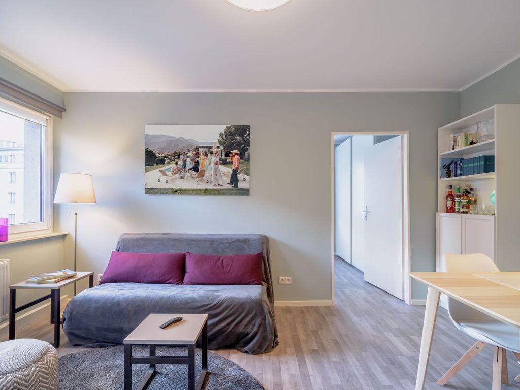 Gemütliche und modern eingerichtete 2-Zimmer Wohnung in Frankfurt am ...