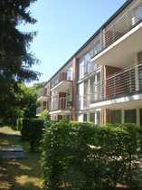 Bild Traumhafte moderniesierte Wohnung mit bodentiefen Fenster im Grünen nahe dem Tegeler See