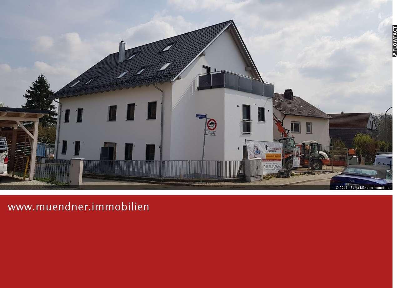 3-Zimmer-Neubauwohnung mit Südbalkon