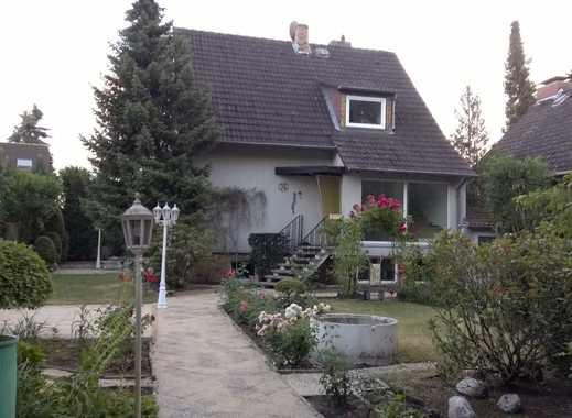 Freistehendes EFH mit märchenhaften Garten in ruhige Lage von Hannover Misburg