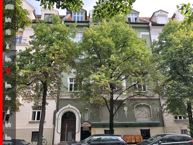 Altbau: 3,5-Zimmer-Maisonette-Wohnung zum Mitgestalten