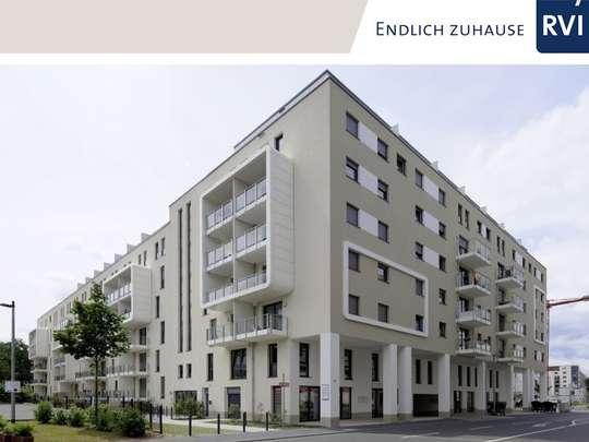 Philox: Helle 2-Zimmer-Wohnung - Küche inklusive - ab sofort frei