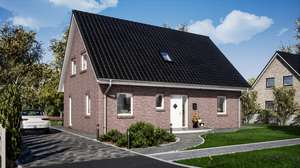 Neubau KFW 55 | Einfamilienhaus mit großen Grundstück in ruhiger Lage