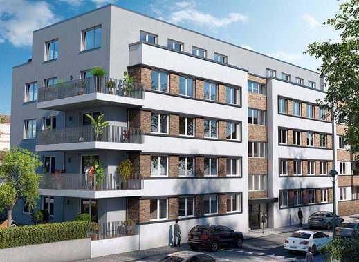 Elegantes Wohlfühlwohnen in moderner 2-Zimmer-Wohnung mit großem Balkon