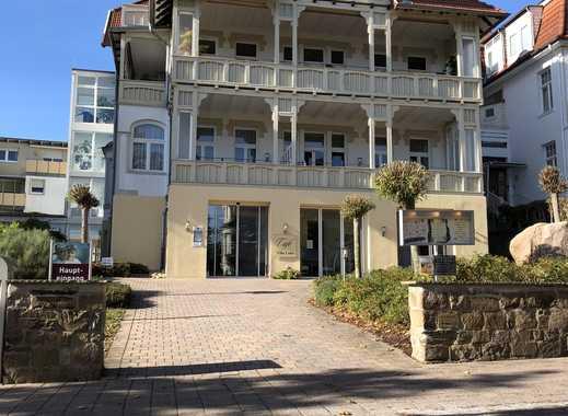 1-Zi-Wohnung mit Terasse in Seniorenresidenz im Herzen Bad Salzuflens, Salinen+ Kurpark 3min zu Fuß
